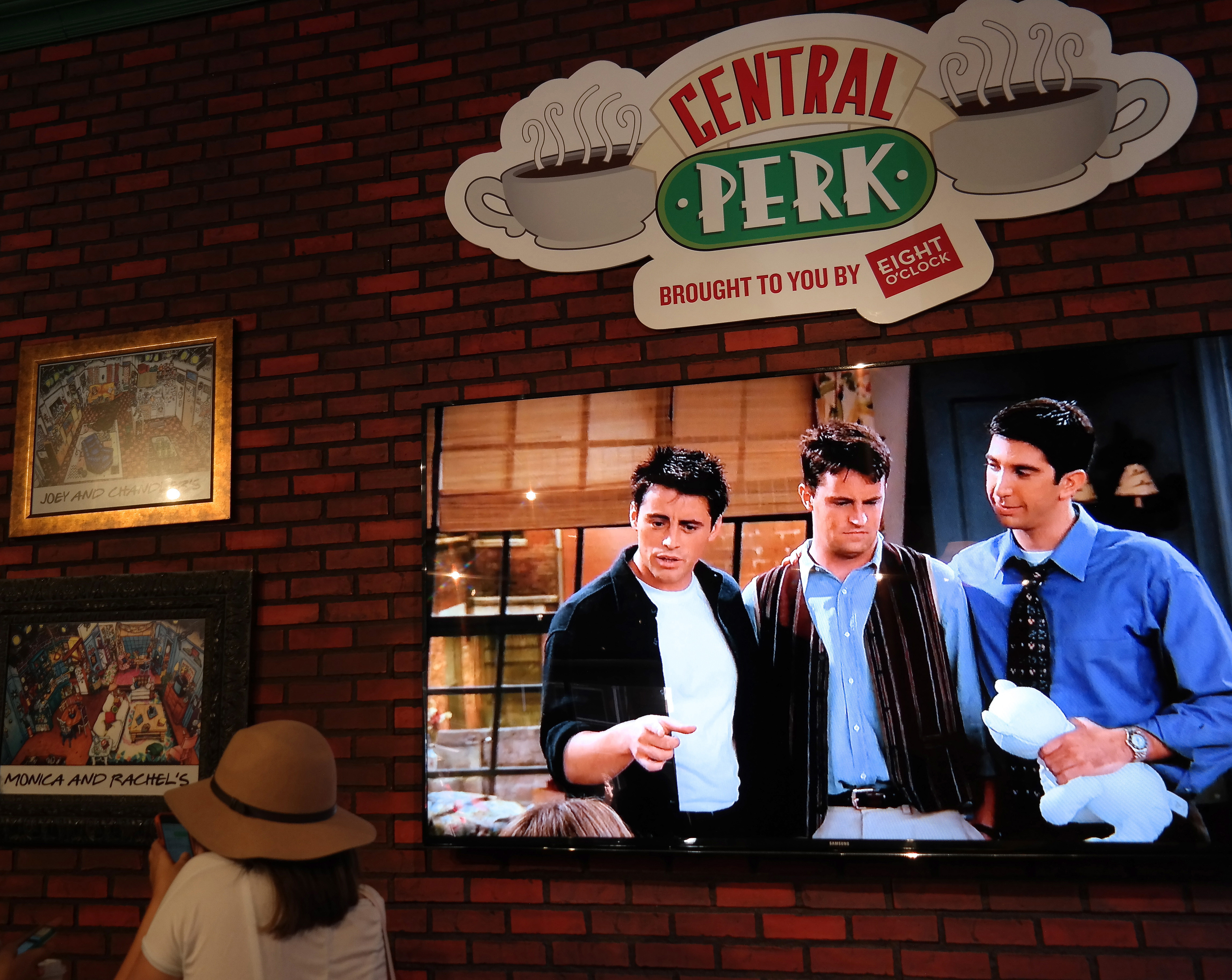 central perk friends