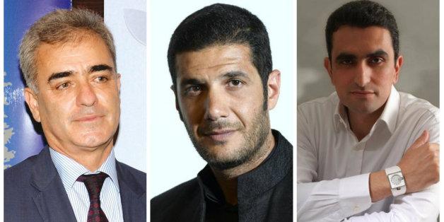 Hicham Lahlou, Farid Bensaid et Nabil Ayouch honorés par la France