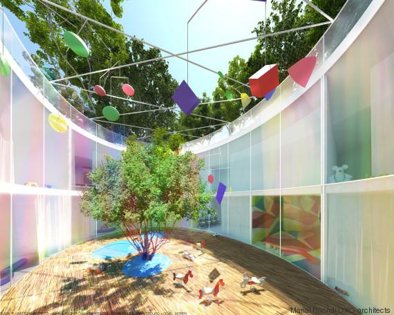 milles arbres kindergarten
