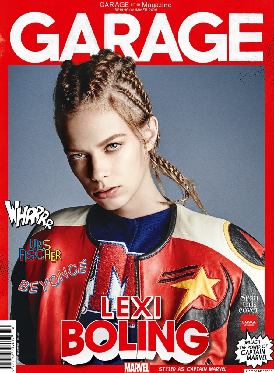 lexi boiling garage magazine