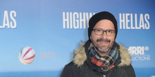 """Christoph Maria Herbst bei der Premiere zu """"Highway to Hellas"""""""
