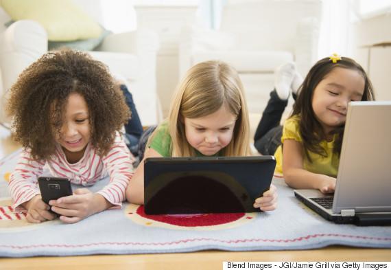 kids social internet зурган илэрцүүд