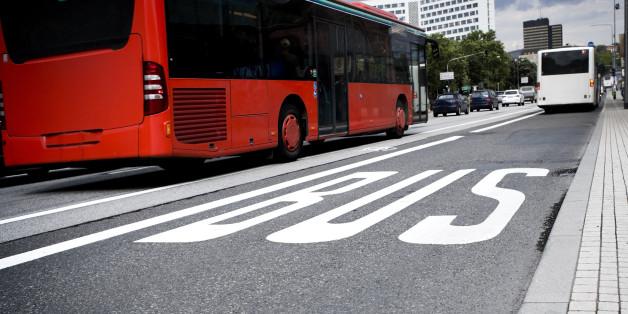 Gefälschter Polizeibrief berichtet über kriminelle, ausländische Busfahrer
