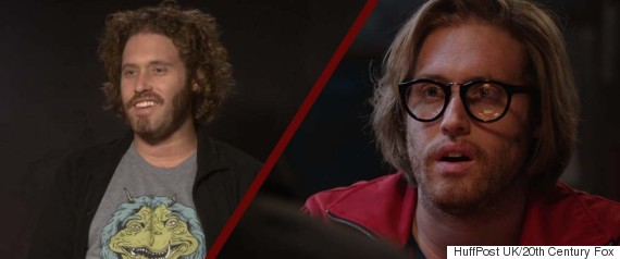 tj miller deadpool movie interview weasel