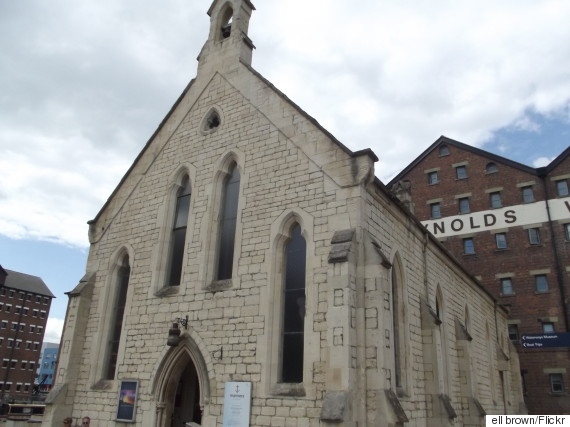 church of england service