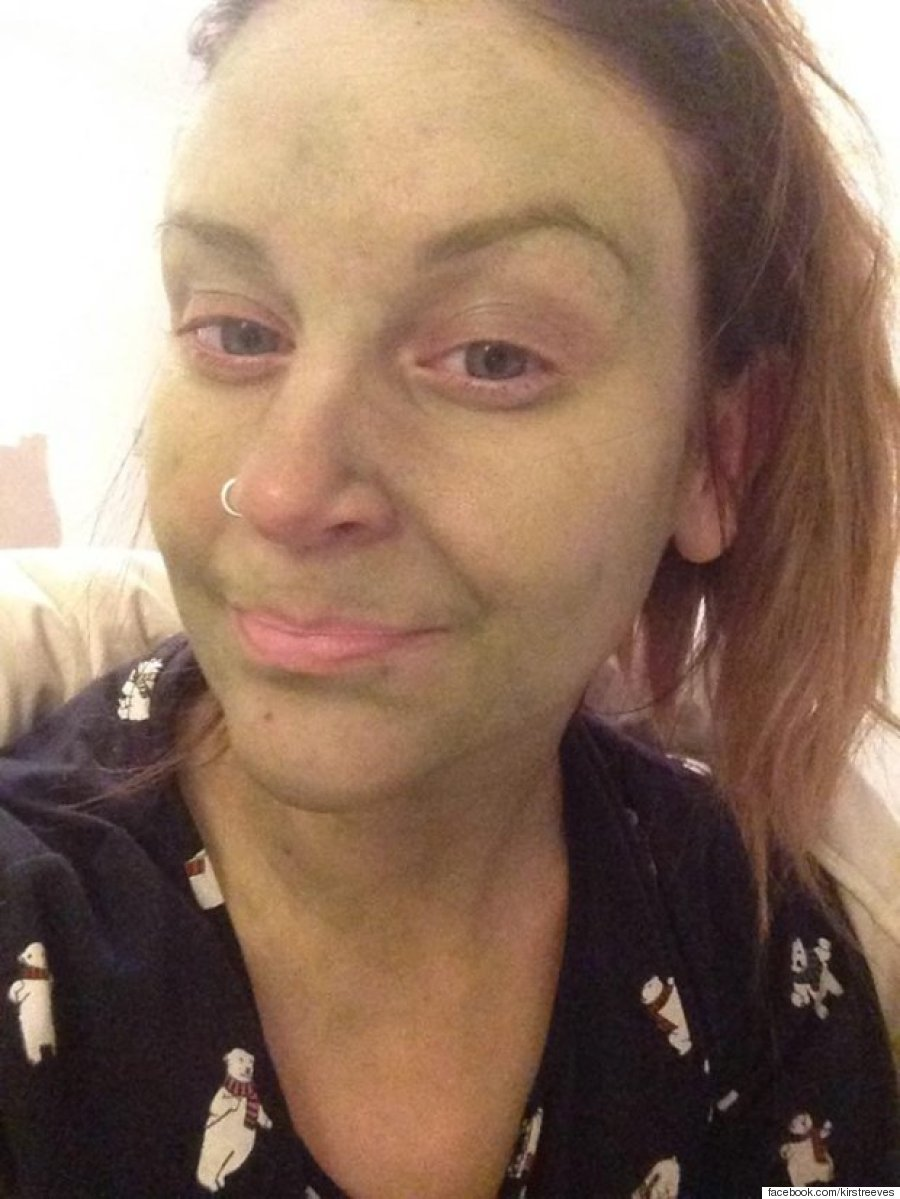 kirsty reeves green tan
