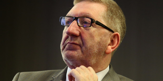 Unite General Secretary Len McCluskey at the Unite Scotland Policy Conference 2016 at the Golden Jubilee Hotel, Clydebank, Glasgow.