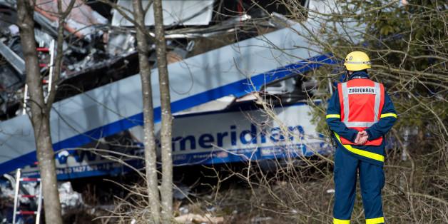 7 traurige Fakten über das Zugunglück von Bad Aibling