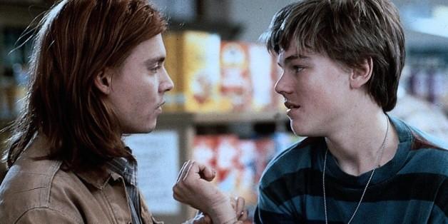 Leonardo DiCaprio und Johnny Depp konnten sich früher gar nicht leiden