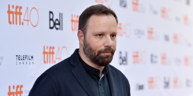TORONTO, ON - SEPTEMBER 11:  Writer/director Yorgos Lanthimos attends 'The Lobster' premiere during the 2015 Toronto International Film Festival at Princess of Wales Theatre on September 11, 2015 in Toronto, Canada.  (Photo by George Pimentel/WireImage)
