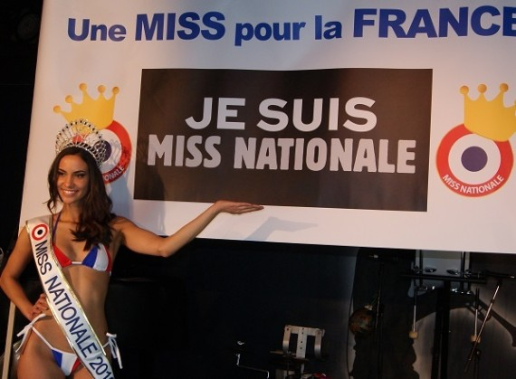 je suis miss nationale