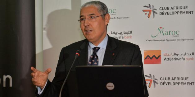 Mohamed El Kettani, Président-directeur général (PDG) du groupe Attijariwafa Bank.