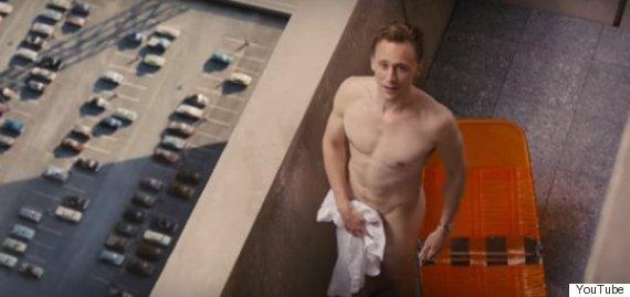 tom hiddleston naked