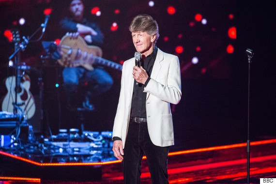 mike berry the voice