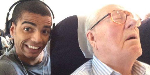 Brahim Zaibat, l'ex de Madonna, a été condamné à verser 1 euro symbolique pour ce selfie avec Jean-Marie Le Pen.