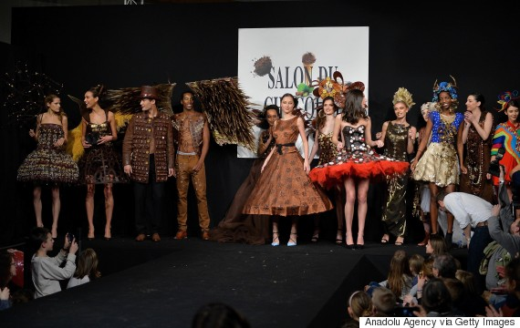 the chocolate show fashion