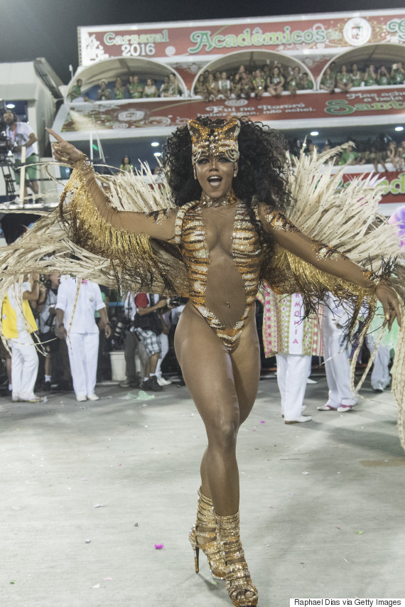 Hot Nude Rio Carnival Thumbs 30