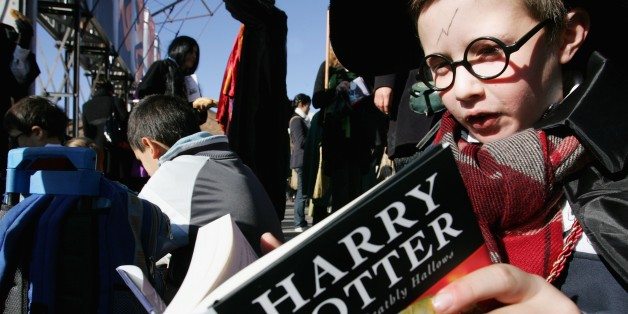 """Die """"Harry Potter""""-Reihe bekommt einen achten Teil"""