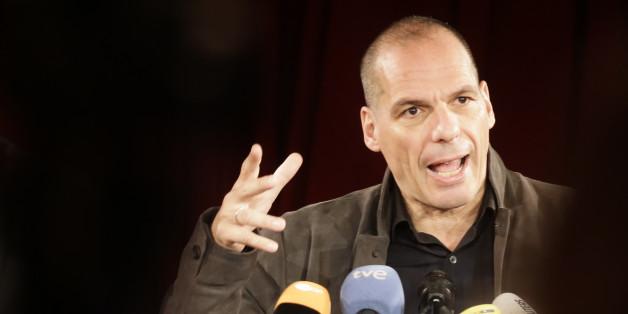 Der griechische Ex-Finanzminister Yanis Varoufakis (Archiv).