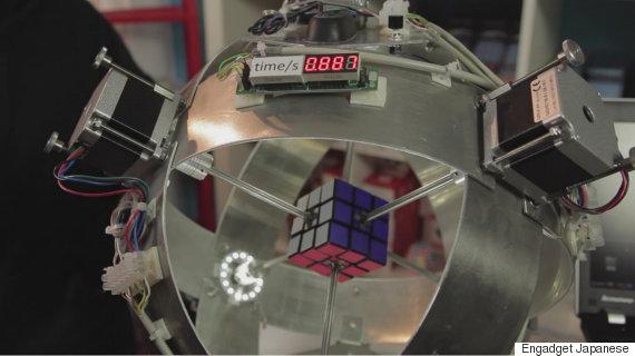 rubikscuberobot