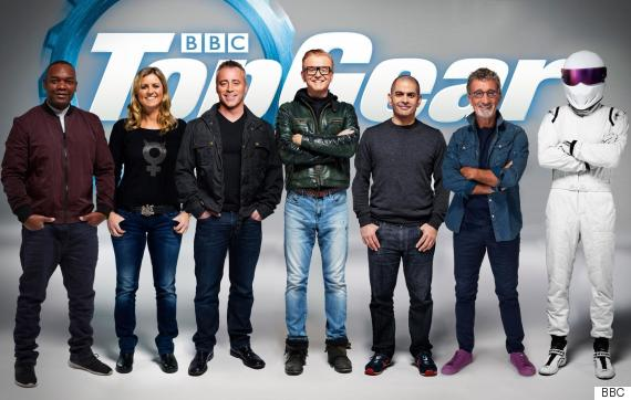 top gear line up new presenters