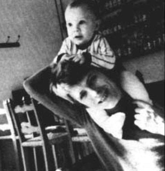 david bowie et son fils