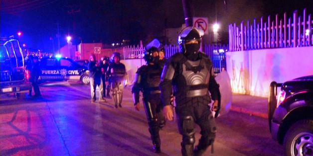 PHOTOS. Des dizaines de morts lors d'une mutinerie dans une prison de Monterrey, au Mexique