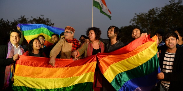 Image result for India legalized homosexuality