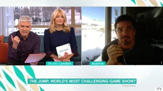 this morning the jump