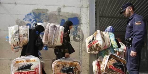 Le Maroc ferme le poste-frontière de Beni Enzar face à l'afflux de contrebandiers