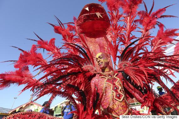 carnival trinidad 2016