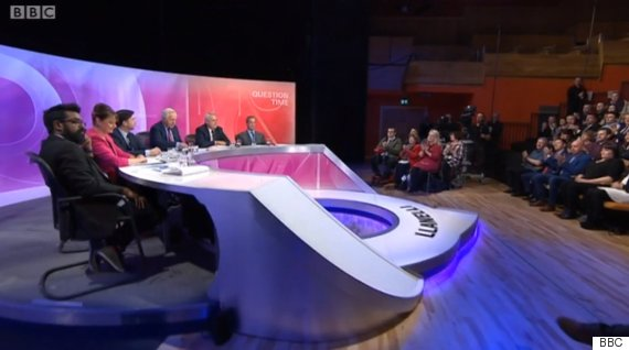 question time wales