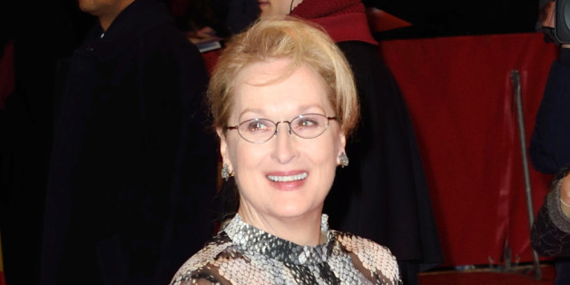 Die Präsidentin der Berlinale-Jury: Meryl Streep