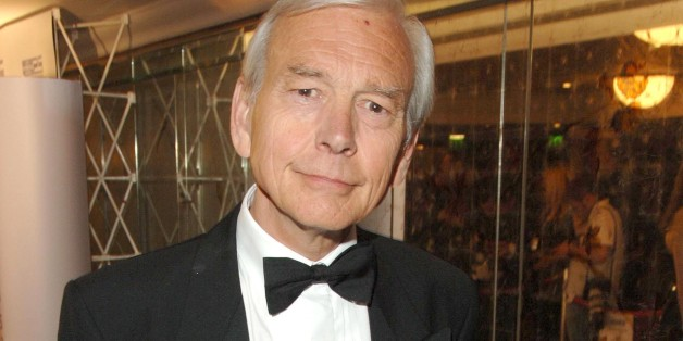 John Humphrys during 2007 Sony Radio Academy Awards - Inside at Grosvenor House Hotel in London, Great Britain. (Photo by Jon Furniss/WireImage)