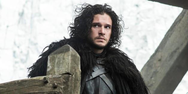 """Jon Snow ist einer der Hauptcharaktere in der fünften Staffel von """"Game of Thrones"""""""