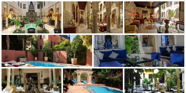 Les 10riads les plus luxueux du Maroc