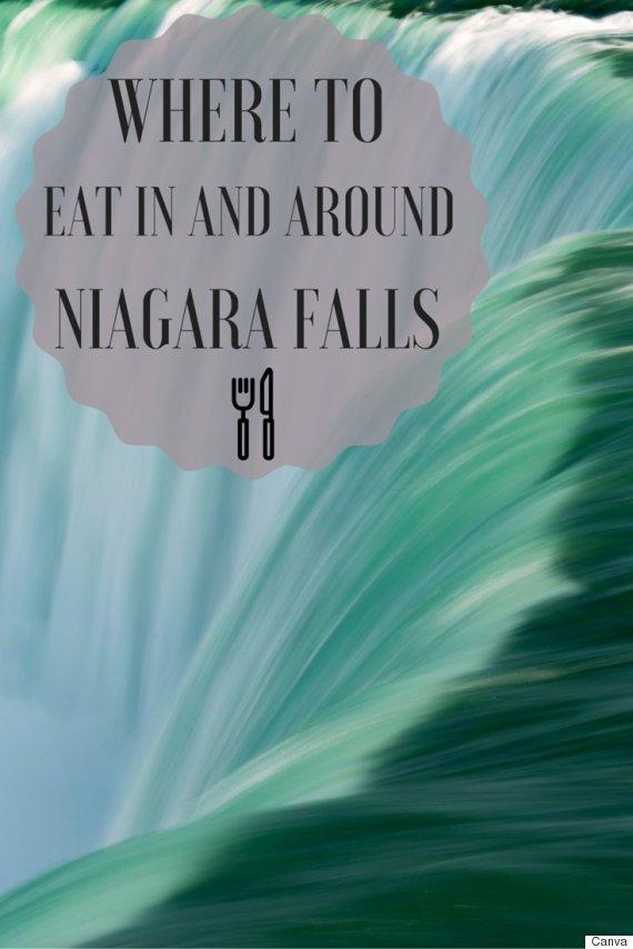 niagara falls pin