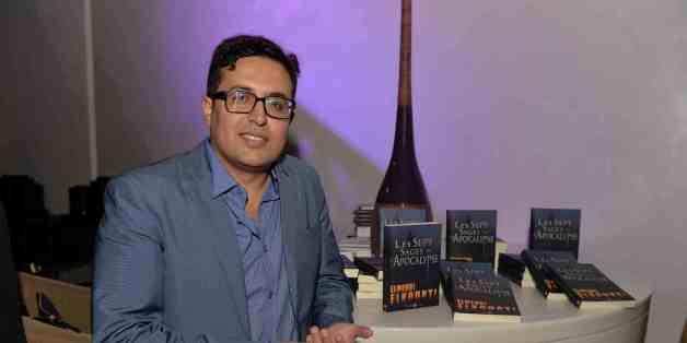 """""""Les sept sages de l'Apocalypse"""", le nouveau livre de Mehdi El Kourti"""