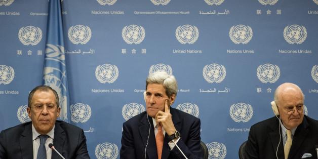 Dieser bitterböse Tweet zeigt die ganze Absurdität der Syrien-Verhandlungen