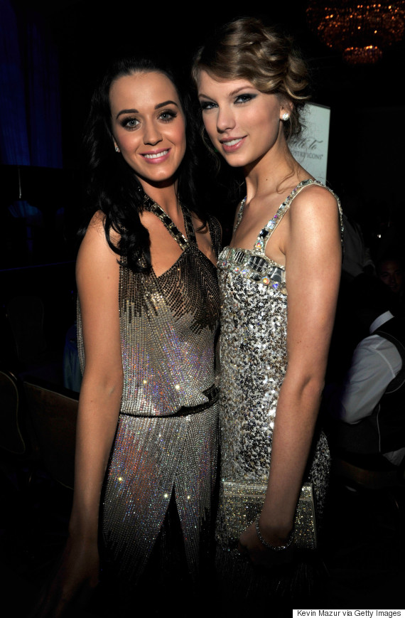 Katy Perry Ends 'Bad Blood' With Taylor Swift With Pre-Grammys Party Invite