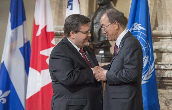 denis coderre ban ki moon