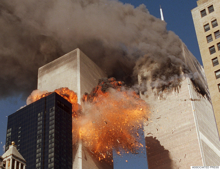 september 11 2001 file photo