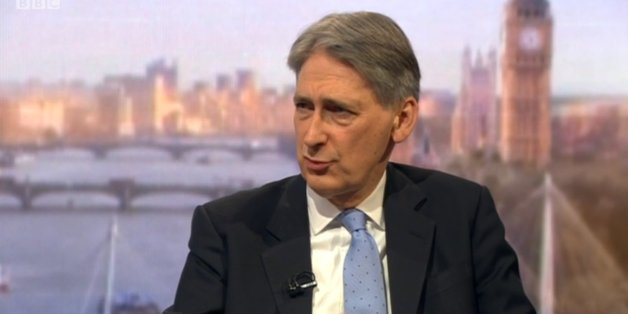 Foreign Secretary Philip Hammond Warns Of European Union 'Contagion' If Britain Votes to Leave