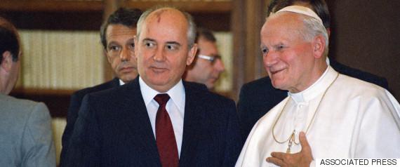 john paul gorbachev