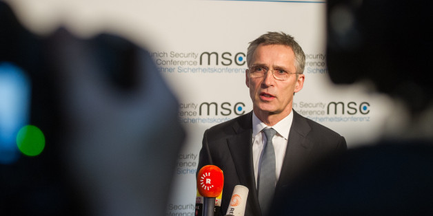 Nato-Generalsekretär Jens Stoltenberg sorgt sich - wegen Russlands Atombomben