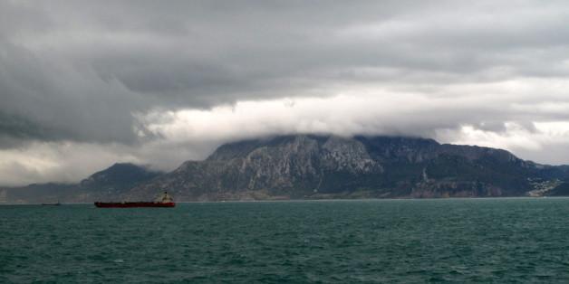 Intempéries: Suspension du trafic maritime entre Tarifa et Tanger