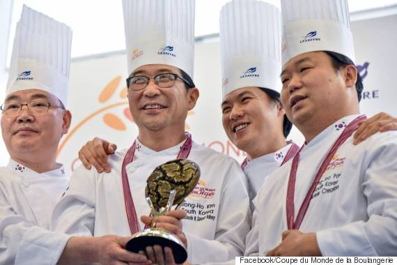 coupe du monde de la boulangerie