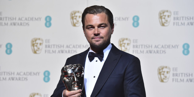 Leonardo DiCaprio triomphe aux Baftas, les Oscars britanniques, pour la première fois