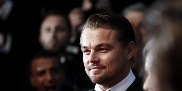 Leonardo DiCaprio bei den BAFTA Awards