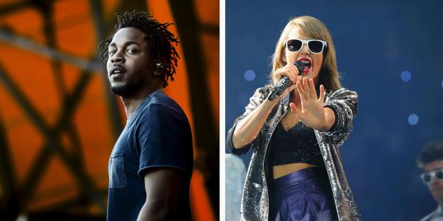 Taylor Swift et Kendrick Lamar sont les favoris des Grammy Awards 2016